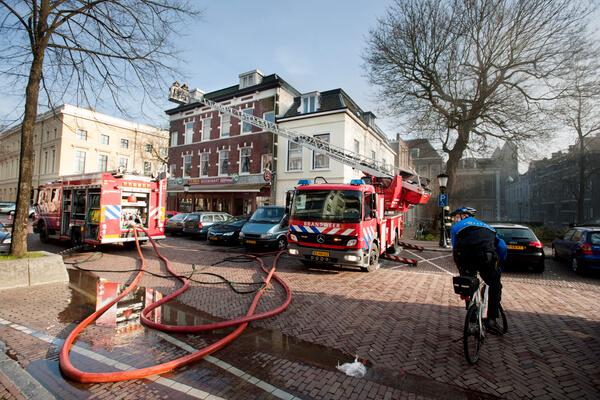 Bedrijfsongeval Utrecht